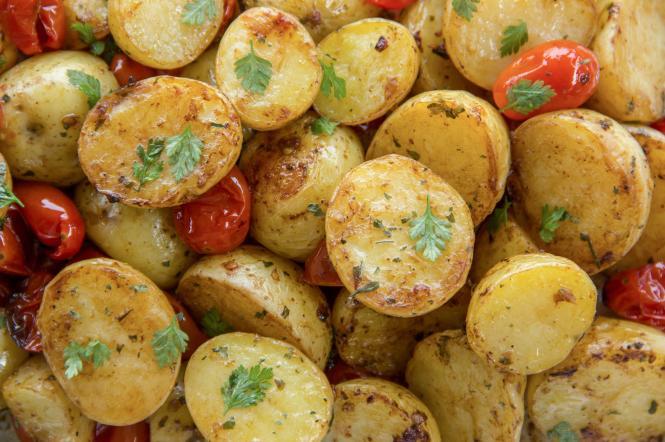 рецепти з картоплі