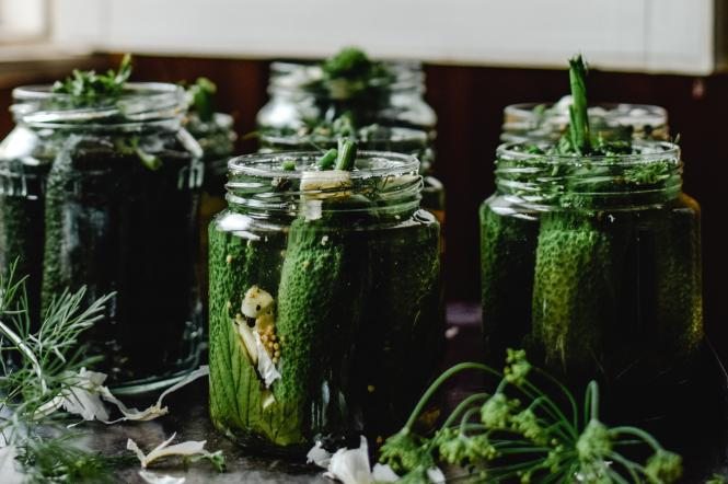 рецепт консервування огірків