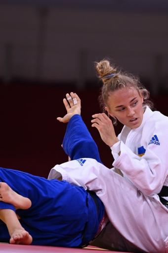 Первая медаль на олимпиаде