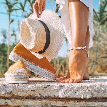 як вибирати взуття на літо