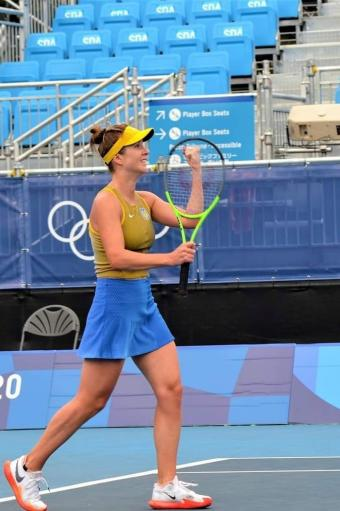 Еліна Світоліна олімпіада