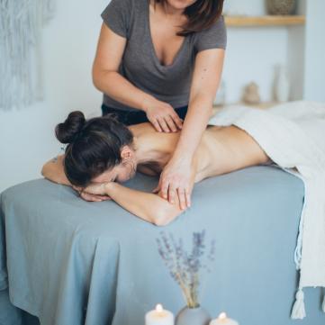 правильний масаж