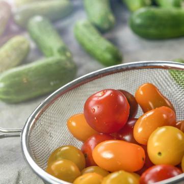 огірки помідори законсервувати