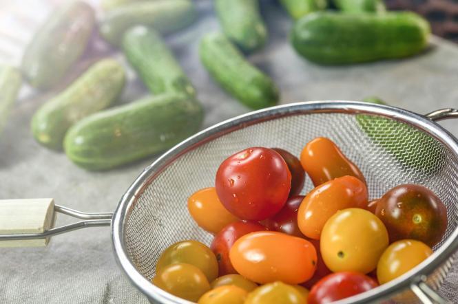 огурцы помидоры законсервировать