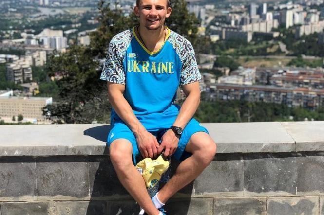Александр Хижняк серебро