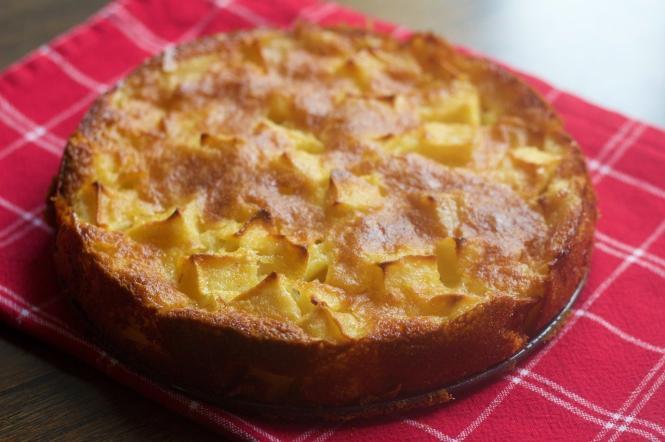 солодкий пиріг