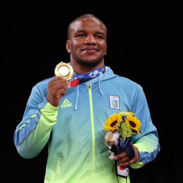 Жан Беленюк розказав про участь у олімпіаді