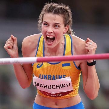 Ярослава Магучих получила бронзовую медаль на Олимпиаде в Токио