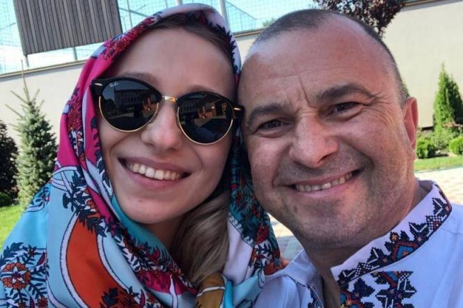 Виктор Павлик и Катерина Репьяхова
