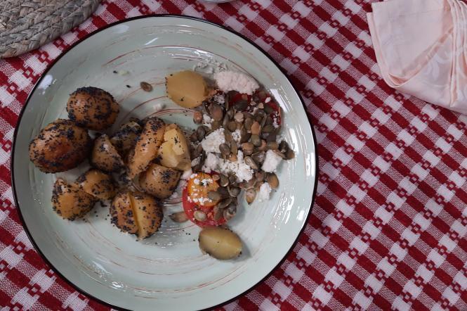 рецепт приготовления картофеля с маком