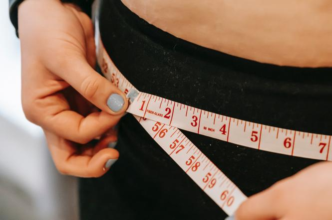 як схуднути після гормонального збою