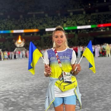 Анжелика Терлюга олимпиада