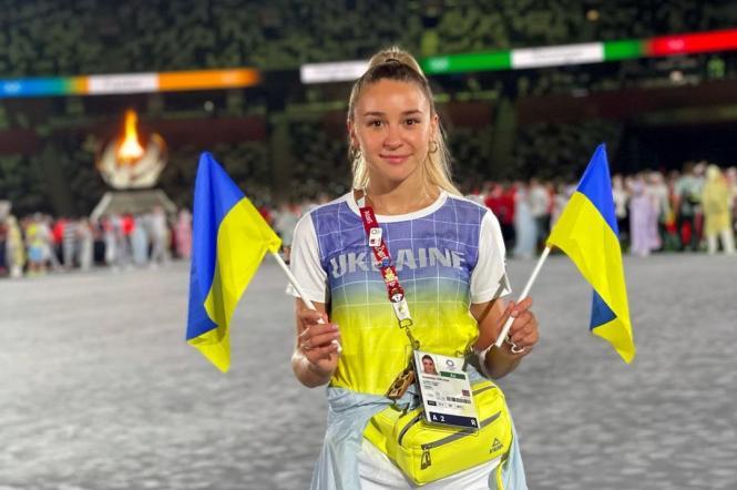 Анжеліка Терлюга олімпіада