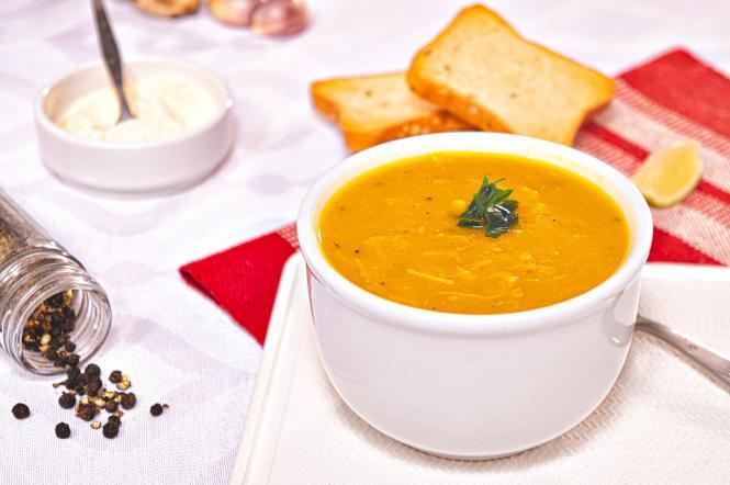 рецепт приготування супу з сочевиці