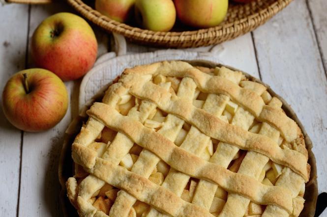 блюда из яблок на спас