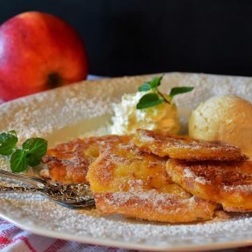 рецепт приготовления драников из яблок