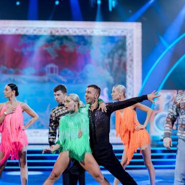 Танці з зірками