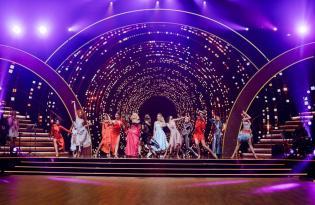 Танцы со звездами второй эфир