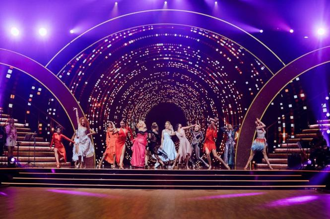 танці з зірками другий ефір
