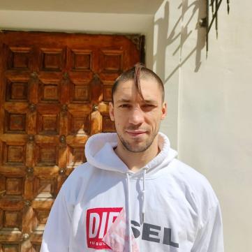 Станіслав Горуна розказав про те, як він почав займатися карате