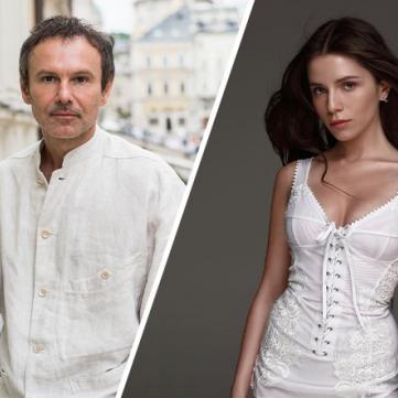 Кристина Соловий и Вакарчук