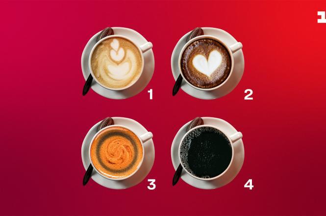 тест кава