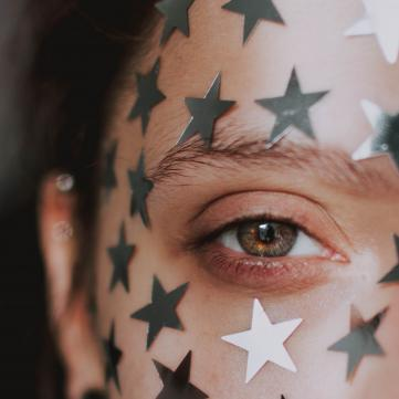 звезды глаз