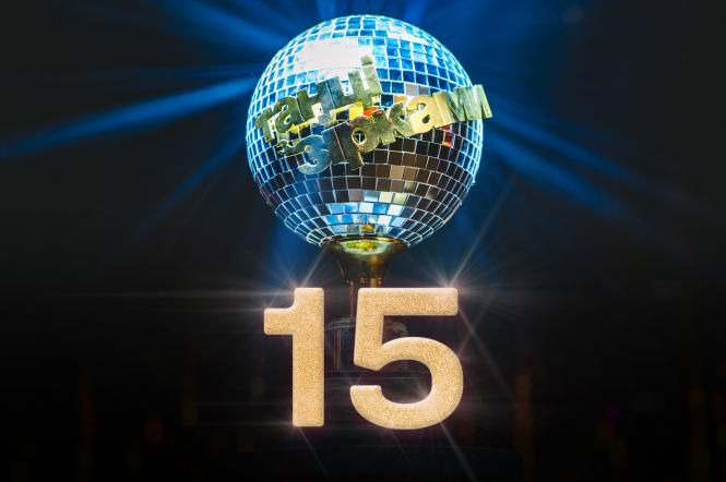 Танцы со звездами 15 лет