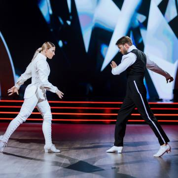 Ольга Харлан Танцы