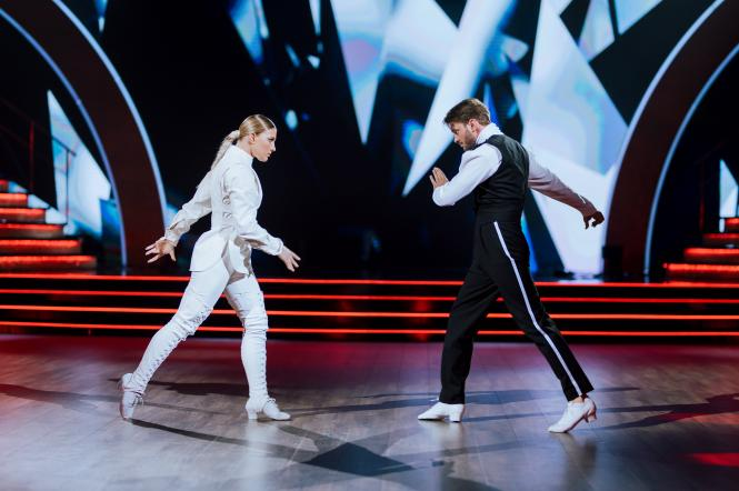 Ольга Харлан танці
