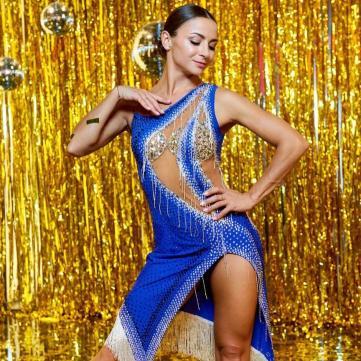 Ілона Гводьова на Танцях з зірками