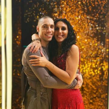 Джамала і Горуна Танці
