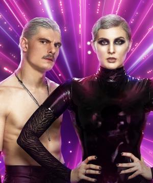 MARUV и Евгений Дмитренко Танцы со звездами