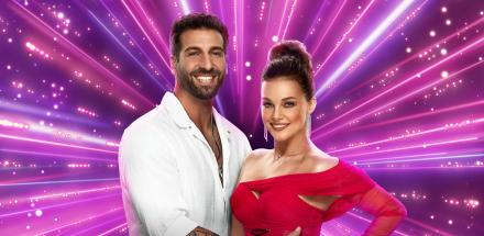 Даніель Салем і Юлія Сахневич Танці з зірками