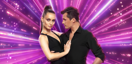 Ксенія Мішина та Женя Кот Танці з зірками