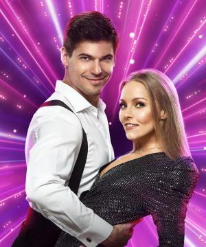 Алексей Яровенко и Алена Шоптенко Танцы со звездами