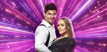 Олексій Яровенко та Олена Шоптенко Танці з зірками