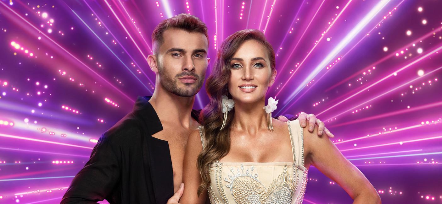 Анна Ризатдинова и Александр Прохоров Танцы со звездами