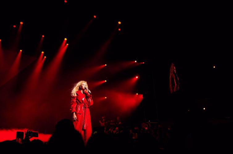 шоу Королева ночи 12
