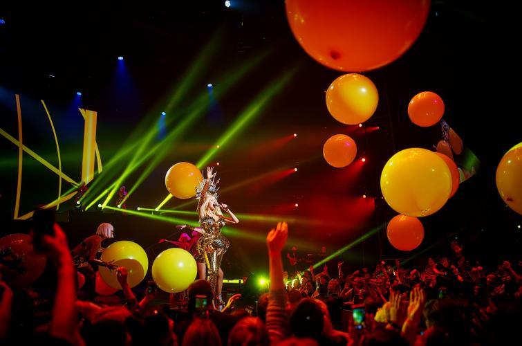шоу Королева Ночи