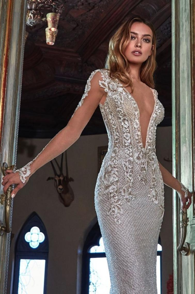 Весільна сукня Насті Каменських