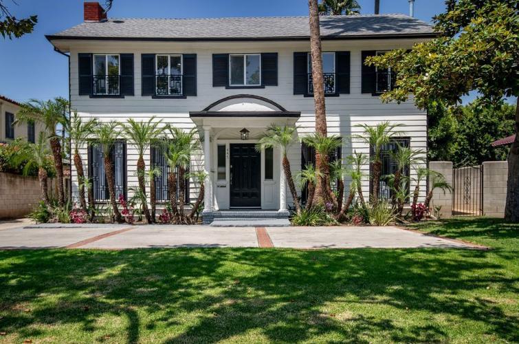 будинок Меган Маркл в Лос-Анджелесі