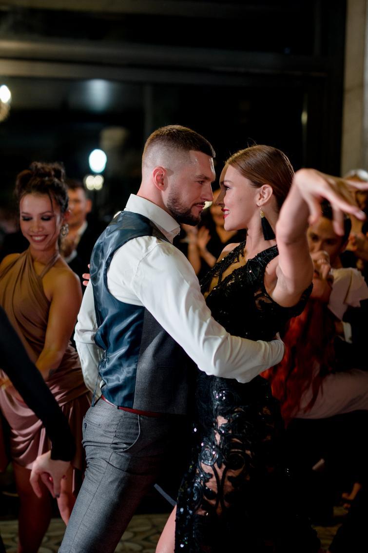 Танці презентація