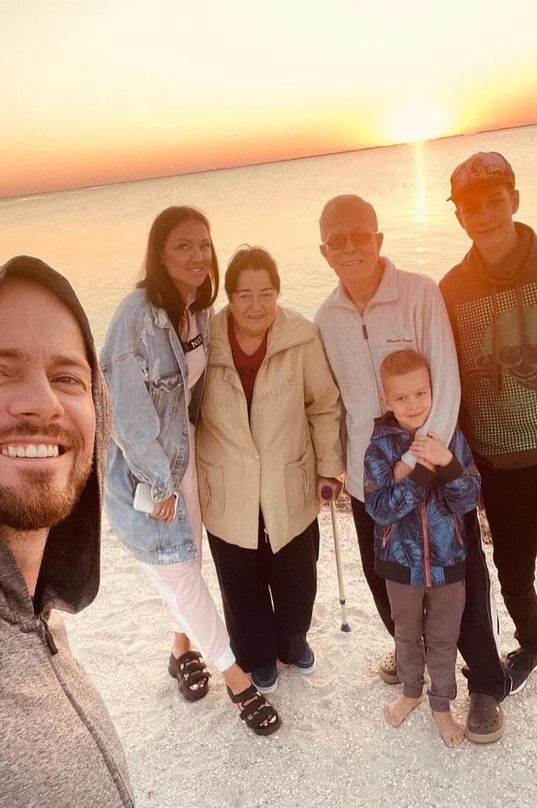 Влад Яма  розказав про своє сімейне щастя