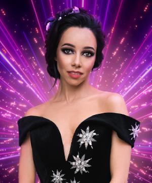 Катерина Кухар - судья Танцев со звездами