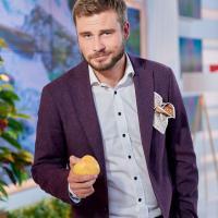 Егор Гордеев, ведущий Завтрака с 1+1