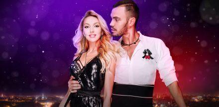 Оля Полякова і Степан Місюрка