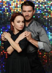 Вікторія Булітко та Дмитро Дікусар на Танцях з зірками