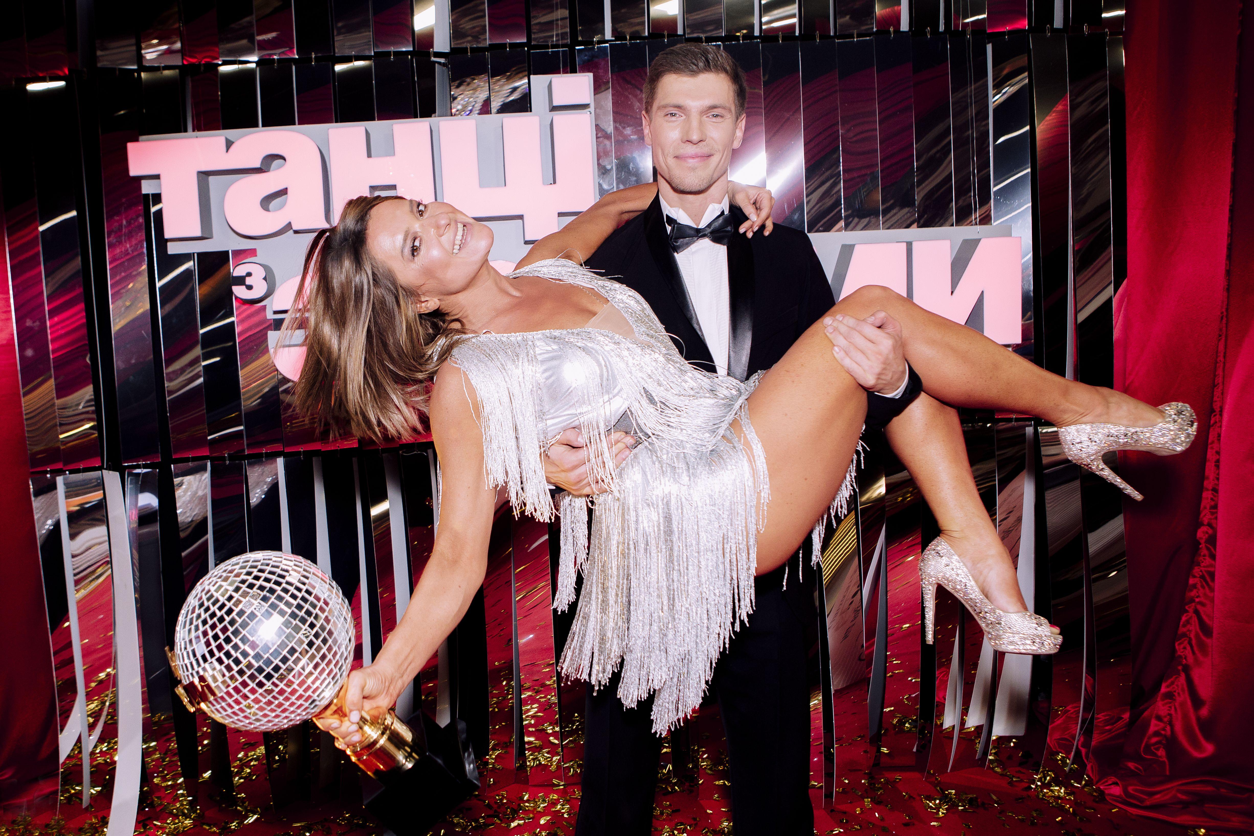 Танці з зірками: відома пара переможців