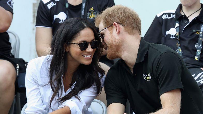 Принц Гаррі одружиться замериканською акторкою Меган Маркл